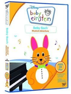 Baby Einstein: Baby Bach Musical Adventure [DVD] - available from Amazon, £8.97