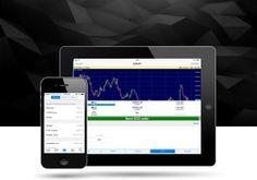 #Plataforma de #Negociação #NetTradeX iOS | #IFC Markets