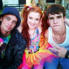 my favourite people from my mad fat diary