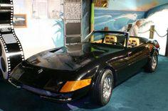 The Coolest Cars on TV Ferrari Daytona Spyder - Miami Vice