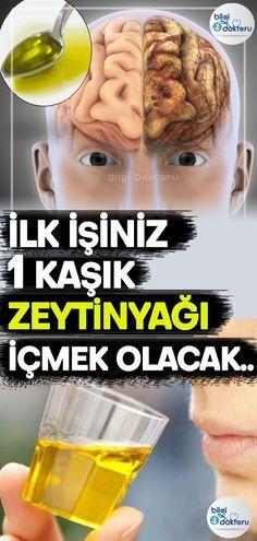Aç Karnına Zeytinyağı İçerseniz.. Naturopathy, Diet And Nutrition, Home Remedies, Food And Drink, Health Fitness, Weight Loss, Healthy, Aspirin, Istanbul