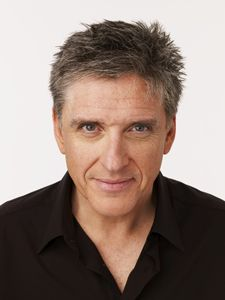 Craig Ferguson - yes he's hilarious but more importantly an amazing writer.