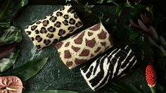Recipe with video instructions: How to make roll cakes. Ingredients: (leopard…