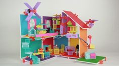 Toys are Tools: Review + Giveaway: Roominate: Lighting Up the Building Blocks of Imagination