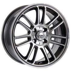 RTX Wheels - R-SPEC - Radial Size : 15X6.5 / 16X7 / 17X7 http://www.rtxwheels.com/en/wheels/rtxwheels-radial-black-machined