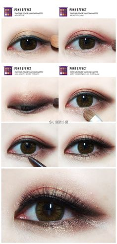eye makeup for asian eyes - eye makeup for asian eyes . eye makeup for asian eyes hooded eyelids . eye makeup for asian eyes korean . eye makeup for asian eyes almond Korean Makeup Tips, Asian Eye Makeup, Korean Makeup Tutorials, Natural Eye Makeup, Asian Smokey Eye, Ulzzang Makeup Tutorial, Makeup Korean Style, Asian Wedding Makeup, Asian Makeup Looks