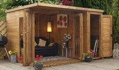 Summer Houses  Sheds - A  M Gardening Supplies