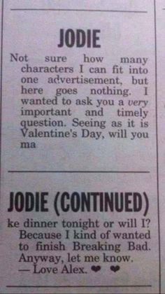 "Jodie (continued) ... Today is #fun day. Get biggest #funny #memes #funny_memes #funny_gif #funny_pictures #gif #gifs #funny_photos #funniest in here. Get #humor Pic in here. So Follow ""Woman Hour"" Today."