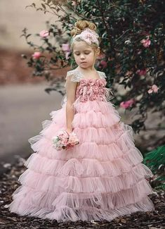 Our All Rosy Headband is matched perfectly with our Flower Her With Roses Frock No returns, exchanges or refunds on accessories due to hygiene reasons. Listing is for headband only. Tulle Flower Girl, Cheap Flower Girl Dresses, Tulle Flowers, Pink Tulle, Girls Dresses Online, Girls Pageant Dresses, Prom Dresses, Dress Online, Evening Dresses