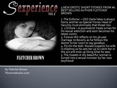 Sexperience Vol 2 is now a #Bestseller!!! experience the #Sex!!! #erotica #addiction #mistress #cheating #jealousy #lovestory #forever #voyeur  http://www.amazon.com/dp/B00P2SX3NG