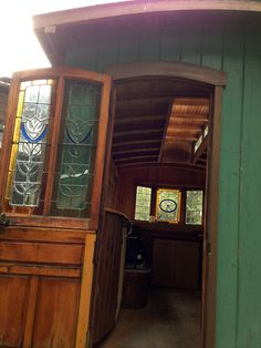 TINY Sightings: Gypsy Wagons in Port Townsend, Washington. | TINY
