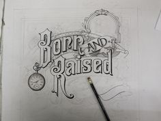 'Born & Raised' impressionante trabalho de David A. Smith | J.Robertos blog