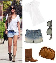 Despídete del verano con un look como el de Sara Carbonero 572bd38afe2