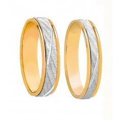 069487d56487b Alianza de boda en oro de 18 ktes. Joyeria online www.joyasrubli.com