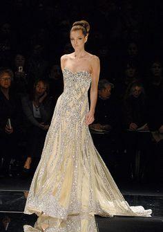 haute couture s/s/ 2008 bridal