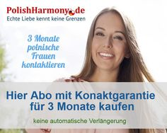 De www partnersuche polen Polnische Frauen:
