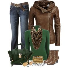 """Fall Fashion Set 2"" by pebbles78 on Polyvore"
