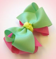 How To Make Boutique Hairbow/Hair Bow Instruction : Hip Girl Boutique LLC, Free Hairbow Instructions, Ribbons, Hair Bows and Clips, Hairbow Hardware and Handmade Hair Bows, Diy Hair Bows, Bow Hair Clips, Bow Clip, Ribbon Crafts, Ribbon Bows, Ribbons, Making Hair Bows, Bow Making