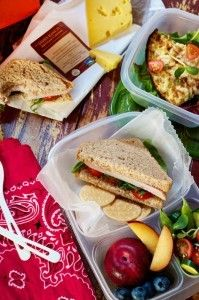 Project Lunch Box – 30 Day Challenge  | MarlaMeridith.com