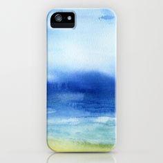 The Sea Is My Church iPhone Case