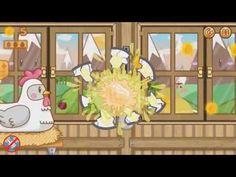 In EggOrama, old farmer Henry's hens have become quite undisciplined and they lay eggs wherever they want, so the player will help Henry saving his hens' eggs by using the tools and mechanisms Henry himself has put all over the farm. The game has been released with 50 levels, divided into two worlds (each world corresponds to a different hen and has a completely different ambient and gameplay), including several special levels with very varied and different gameplay. In a future, more hens…
