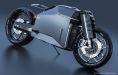 Japan Design: Way of the Samurai Embodied In Motorbike