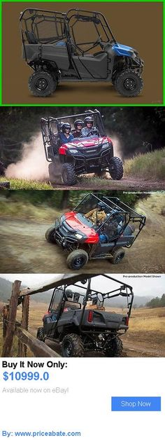 Cb100 Cargo Bed For Honda Pioneer 500 2015 Stuff To