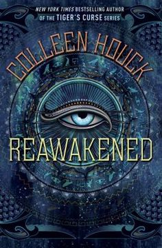 REAWAKENED  (Book) : Houck, Colleen : A sparkling new novel with a fully imagined world and mythos, and crackling romance! Egyptian mythology has never been this riveting! With sharp dialog and a fun heroine, Reawakened is precisely what you would expect from the author of the incredible Tiger Saga!--Aprilynne Pike,