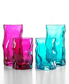 Bormioli Rocco Glassware, Sorgente Sets of 6 Collection - Glassware - Dining & Entertaining - Macy's