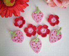 meyve çiçek motifleri
