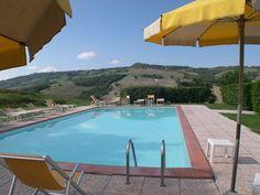 Vakantiehuis met zwembad in een oude boerderij in Toscane