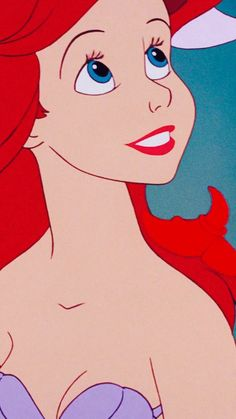 Airel from Disney's The Little Mermaid. I love how Ariel is always curious about… Little Mermaid Wallpaper, Mermaid Wallpapers, Disney Wallpaper, Arte Disney, Disney Magic, Disney Art, Disney Movies, Disney Little Mermaids, Ariel The Little Mermaid
