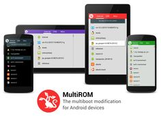 Sony Xperia Z, OnePlus One: MultiROM Mod Released