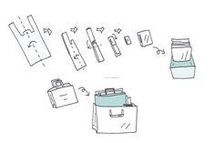 Paso a paso - AD España, © Masako Inoue Organization Station, Clutter Organization, Household Organization, Home Organization Hacks, Bullet Journal Cleaning, Folding Fitted Sheets, Deep Cleaning Checklist, Konmari Method, Tidy Up