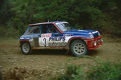 Bruno Saby, Rallye terre de Provence