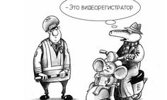 Новый закон запретит видеосъемку действий сотрудников патрульной полиции