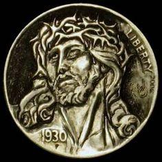 James Olivencia-Jesus Obverse