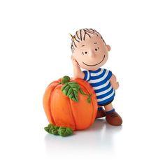 It's the Great Pumpkin, Charlie Brown. Keepsake your Halloween with this 2014 Hallmark Keepsake Ornament. #keepsakeit