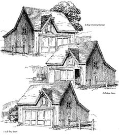 Small Pole Barns and Pole-Frame Garages