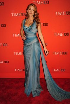 Blake Lively at the Annual Time 100 Gala - Celebrity Style, Fashion Trends, Beauty and Makeup tips Pink Prom Dresses, Backless Prom Dresses, Gala Dresses, Red Carpet Dresses, Club Dresses, Strapless Dress Formal, Formal Gowns, Party Dresses, Gala Gowns