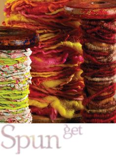 get Spun: The Step-by-Step Guide to Spinning Art Yarns | Scribd
