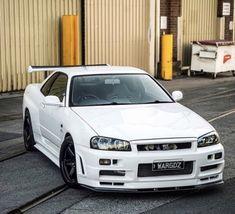 #Nissan #Skyline #r34 #gtr
