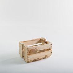 Die klassische Weinkiste neu interpretiert im Mini Format. #crate