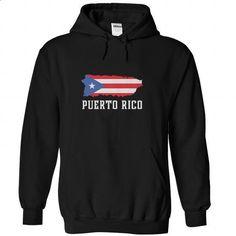 Puerto Rico - #polo shirt #tshirt skirt. GET YOURS => https://www.sunfrog.com/LifeStyle/Puerto-Rico-Black-54323686-Hoodie.html?68278