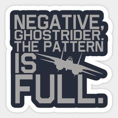 Shop Top Gun Ghostrider top gun stickers designed by Kwamster as well as other top gun merchandise at TeePublic. Top Gun Quotes, Top Gun Party, Tomcat F14, Top Gun Movie, Aerial Footage, Cat Boarding, Tom Cruise, Military Aircraft, Movie Quotes
