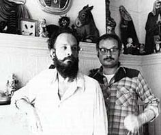 George and Mike Kuchar