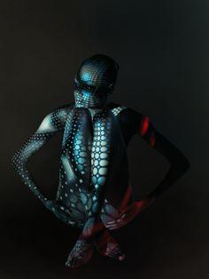 Carli Hermès / Reflections serie/ Sweepnet Galerie Pien Rademakers / Amsterdam