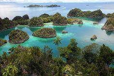 Fam Islands, West Papua