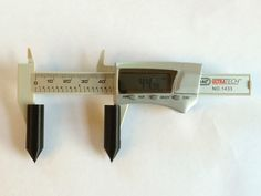 Caliper Center Distance Attachment by jsc Distance, 3d Printing, Tools, Impression 3d, Instruments, Long Distance