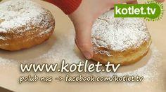 Pączki przepis KOTLET.TV
